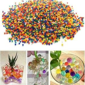 Up To 100000PCS Water Beads Orbeez Gel Balls Crystal Jelly Soil Vase Wedding