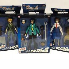 Lupin The Third Figure Set Chateau de Cagliostro DX Banpresto Japan Rare NEW!