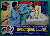T15 Fotobusta 002 Operación Luna Franco Francos Ciccio Ingrassia Lucio Fulci