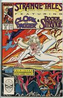 Strange Tales 1987 series # 12 very fine comic book