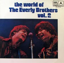 THE EVERLY BROTHERS Vol. 2 / The World Of LP   SirH70