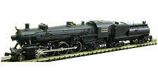 Model Power 87470 N Scale USRA 4-6-2 PACIFIC w/Vandy Coal/Oil Tender UnDCC Ready