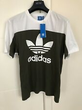 Adidas Originals Core Stack Mens T Shirt Size Medium (100% Cotton)