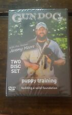 Gun Dog Puppy Training: Building a Solid Foundation 2 Dvd Set (New)