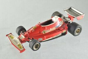 JQ300 Eidai Technica 1:43 Ferrari 312 T2 1977 F1 de Niki Lauda #11 A/-