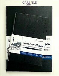 Hahnemuhle Sketch Book 62 Sheets 120gsm - Choose Your Size