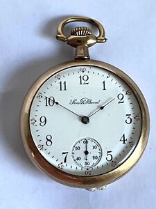 South Bend. USA,Men Pocket Watch in a glass stand