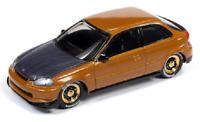 A.S.S NEU Johnny Lightning 1/64 Honda Civic Custom Import Heat Street Freaks