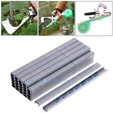 10000pcs Tomato Vine Binder Nail Staples Plier Garden Cucumber Tape Tool Machine
