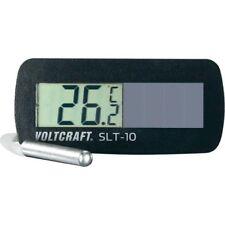 Voltcraft Slt-10 Digital Solar Powered Thermometer -50 to 80 Deg