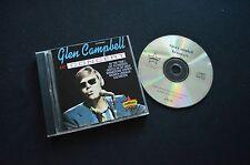 GLEN CAMPBELL IN CONCERT ULTRA RARE AUSTRALIAN CD!