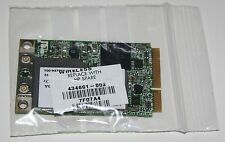 Wireless Mini PCI 802.11A/ B/ G Wlan Card hp spare