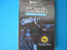 DVD DOUBLE THE BEST OF 2DAYS PROG+1 2013 CURVED AIR+GALAHAD+FLORA+SOUL SECRET