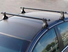 "New 54"" Window Frame Roof Top Rack Cross Bars Crossbars Car Truck SUV Removable"