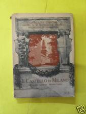 LISSONI - IL CASTELLO DI MILANO - OSVALDO LISSONI