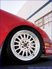 Sprint Hart CP-R Wheel Rim Replacement Decals Stickers Set Rota Track JDM 5 pcs