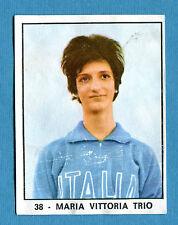 [GCG] CAMPIONI DELLO SPORT 1966/67 - Figurina/Sticker n. 38 - M.V. TRIO -Rec