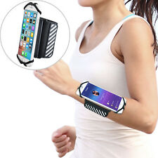 WANPOOL Walking Wristband / Forearm Band Phone Holder for i Phone 11 Pro & other