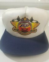 Tide 10th Anniversary Vintage 1987 1997 Racing White Snapback Hat Cap Nascar
