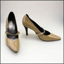 Patent Leather Special Occasion Pumps, Classics Heels for Women