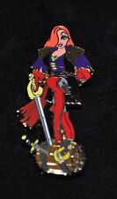 Rare Disney Pin Trading Jessica as Pirate LE250 LE 250 New on Card MINT Lot 12