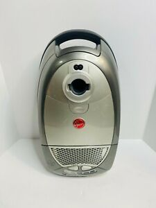 Hoover S3670055 Hepa Canister Vacuum w-Attachments-Canister Only- TESTED