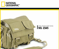 National Geographic Earth Explorer NG 2345 DSLR Camera Bag For Canon Nikon SONY