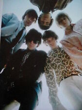 Rolling Stones Photo Shoot 1966 Taken from Music Book 25x17cm to Frame?