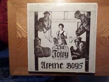 DRAEGER LP RECORD/JOLLY ALPINE BOYS/PAST AND PRESENT/ RARE PRIVATE POLKA