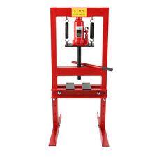 EBERTH 6t presse pressa idraulica manuale pressatrice piegatrice officina pompa