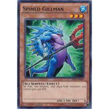 YU-GI-OH! BATTLE PACK 3: MONSTER LEAGUE * BP03-EN059 Spined Gillman