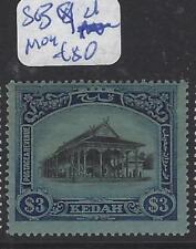 MALAYA KEDAH (P1111B)   $3.00  SG 39   MOG
