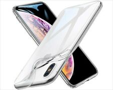 IPhone Protectora Transparente Estuche Cubierta Paragolpes Para iPhone/XR/XS Max X Reino Unido