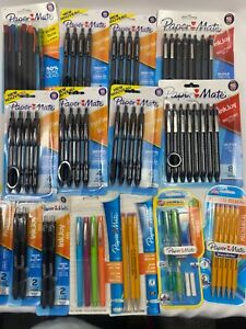 Paper mate Ink Pens Pencils office YOU CHOOSE Buy More & Save + Combine Shipping