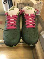 64fd6059 Nike SB Dunk Low Green Lobster size 11 NDS NO BOX 100% AUTHENTIC
