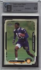 1998 Upper Deck RANDY MOSS Rookie RC *Vikings* GAI 10 Perfect (1st Graded)