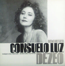 ! CD CONSUELO LUZ DEZEO - new mexico, jewish music from spain