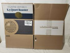 (BOX ONLY) SALAD MASTER **LIMITED EDITION** 8.5 QUART ROASTER (Replacement Box)