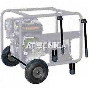 Trolley For Power Generator Groups Generators Handles Furniture Genmac