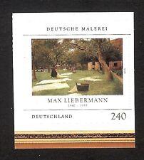 """2979 BRD  """" Die Rasenbleiche """"  Max Liebermann **  sk aus MH"""