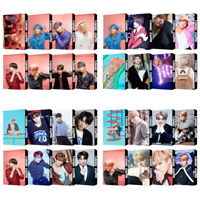 KPOP Bangtan Boys Album Photocard Poster Lomo Card Photo Card Bookmark