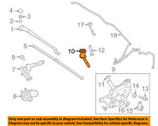 FORD OEM 12-16 Focus Wiper Washer-Windshield-Fluid Filler Tube CP9Z17A605A(Fits: Ford)