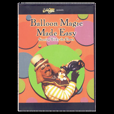 Balloon Sculpture # 1 Made Easy Balloon Magic Dvd By Tricky the Clown