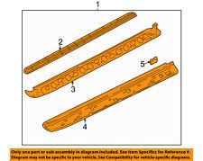 GM OEM-Running Board Step Right 15718562