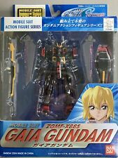 Bandai Mobile Suit Gundam Seed Destiny Fighter Black Gaia Action Figure MSIA MS