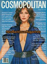 Cosmopolitan 10/79,Rachel Ward,October 1979,NEW