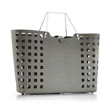 reisenthel shopping umbrashopper Einkaufskorb square grey