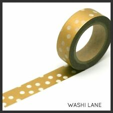 Gold Craft Tapes