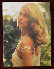 La Perla ~ Lingerie/Swimwear Catalog ~ Spring/Summer 2012 ~ Nightwear Bikinis
