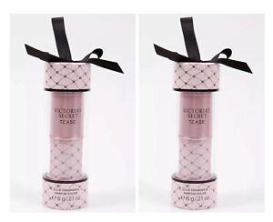 Victoria's Secret TEASE Solid Fragrance Parfum ~ 6g / .21oz ( Lot of 2 )